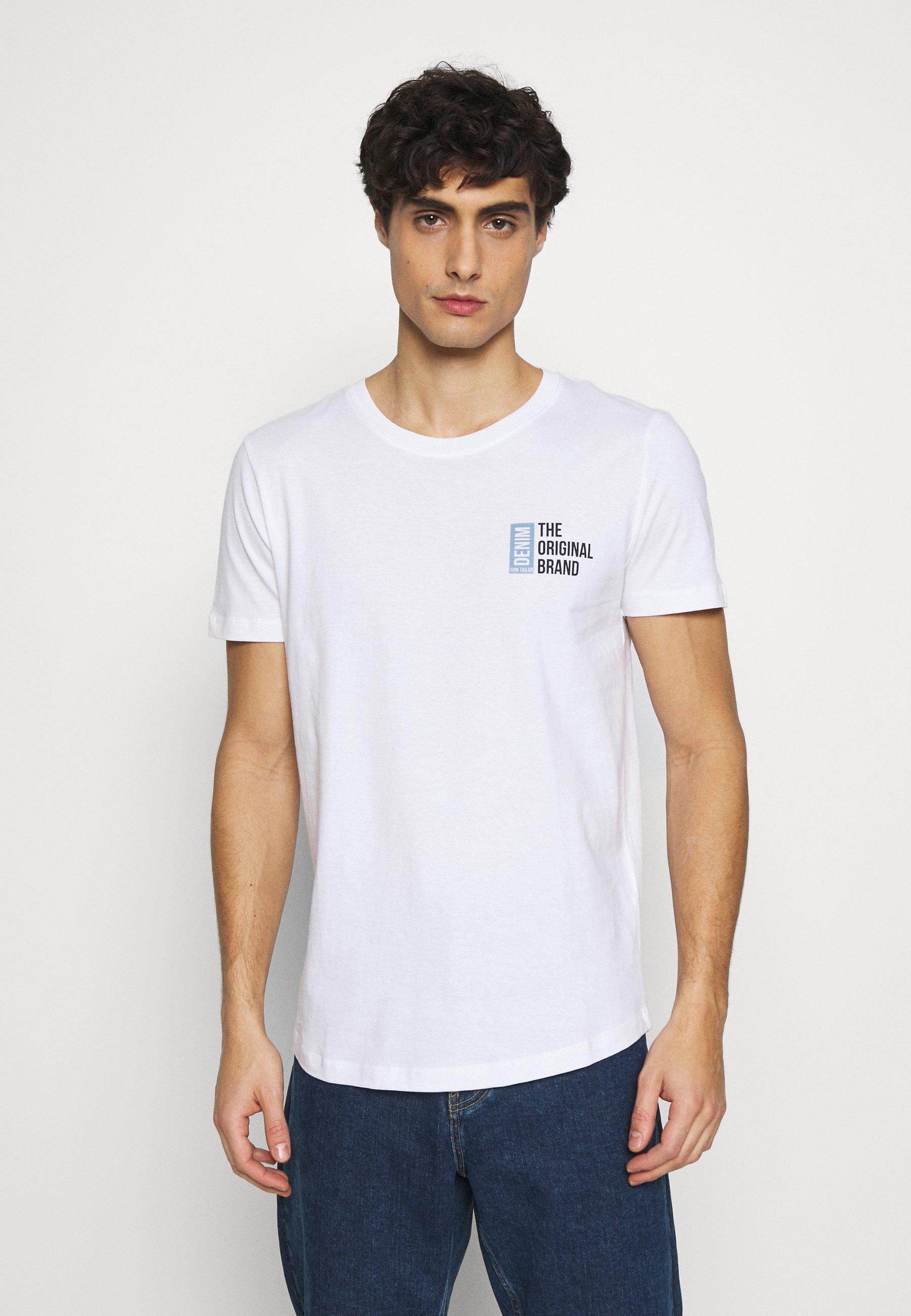 Men CHESTPRINT - Print T-shirt