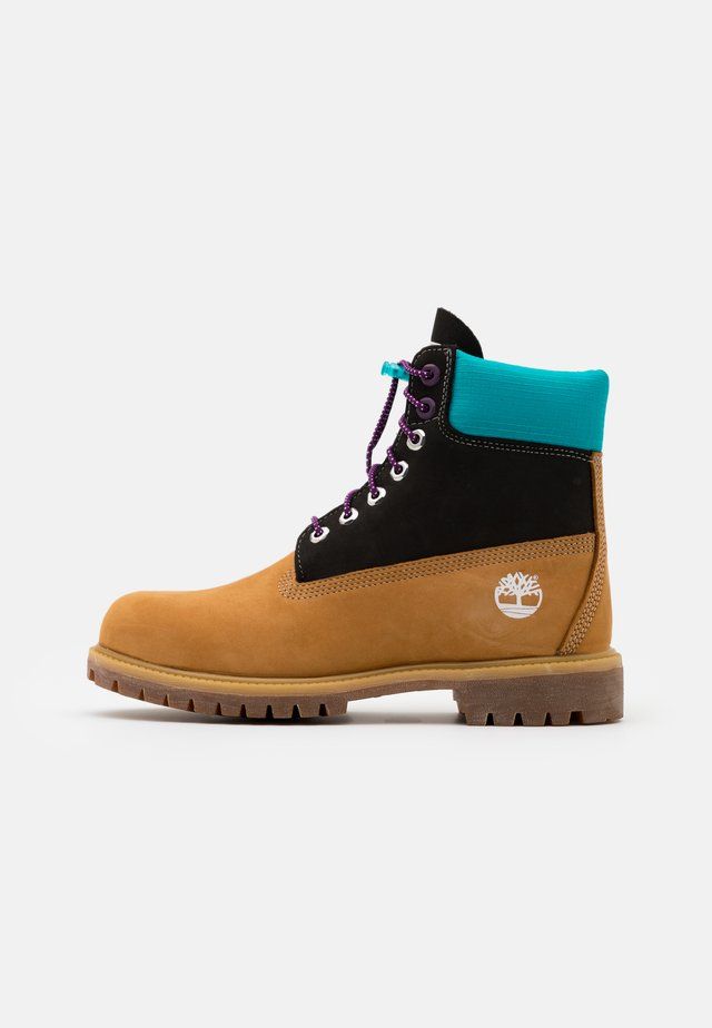 """6"""" PREMIUM BOOT - Lace-up ankle boots - wheat"""