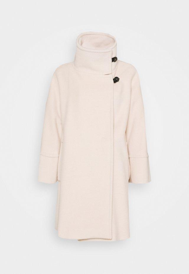 LIPSIA - Manteau classique - panna