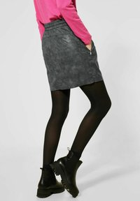 Street One - Mini skirt - grau - 2