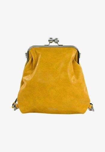 PEGGY - Rucksack - yellow