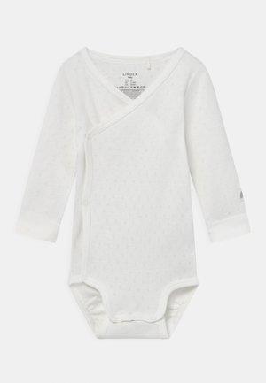 POINTELLE UNISEX - Body - light dusty white