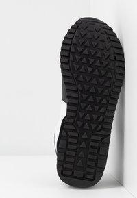 Trussardi Jeans - Sneakers - white/black - 6