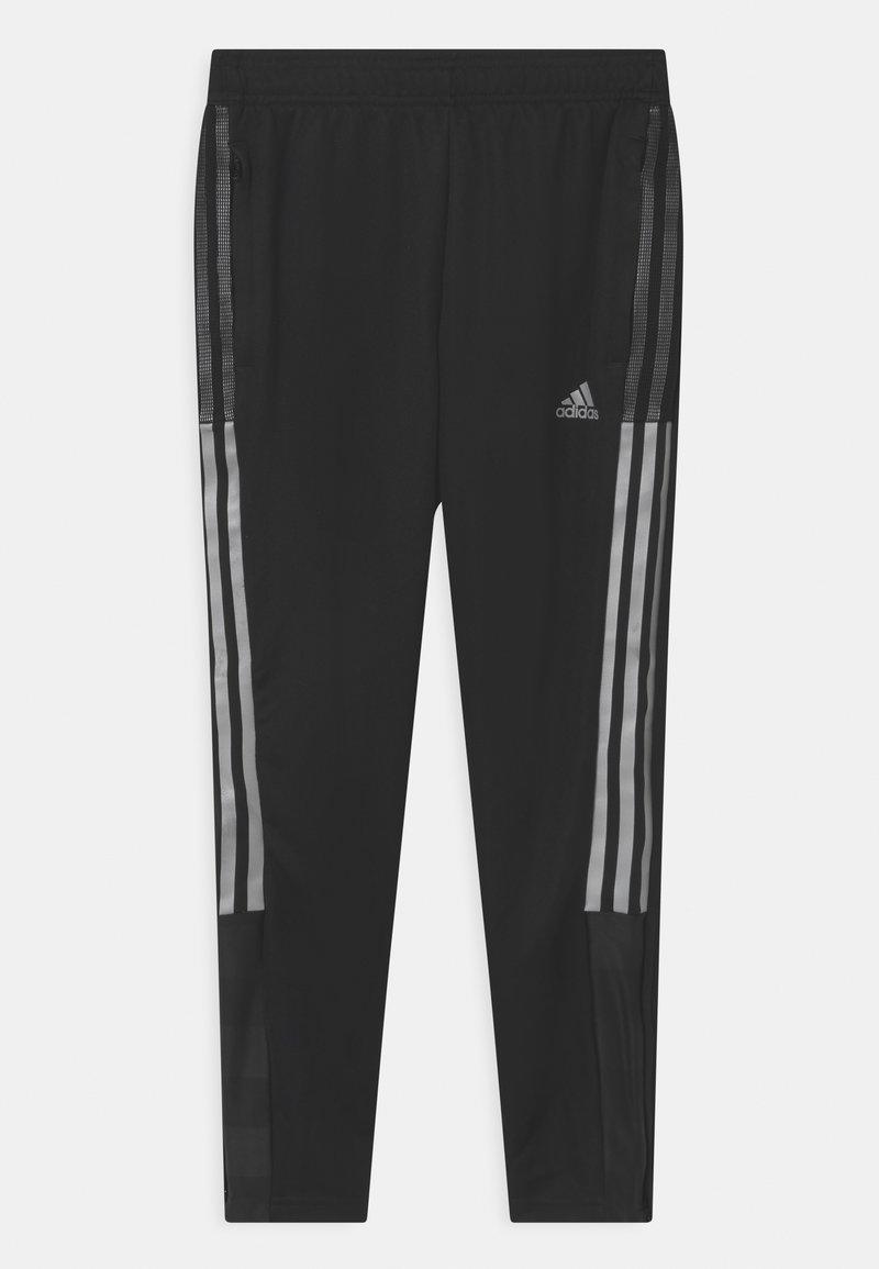 adidas Performance - TIRO UNIESX - Tracksuit bottoms - black