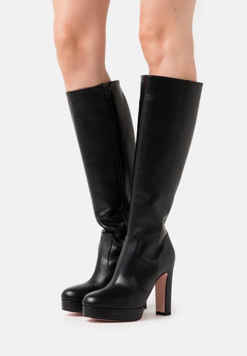 Liu Jo Jeans - Boots med høye hæler - black