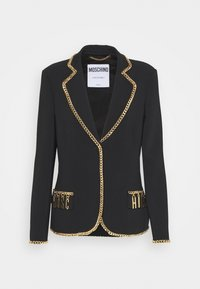 MOSCHINO - JACKET - Bleiseri - black - 0