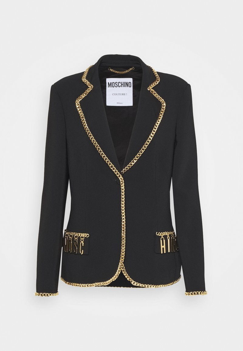MOSCHINO - JACKET - Bleiseri - black