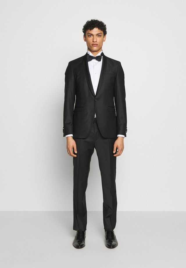 SUIT TIGHT SET - Suit - black