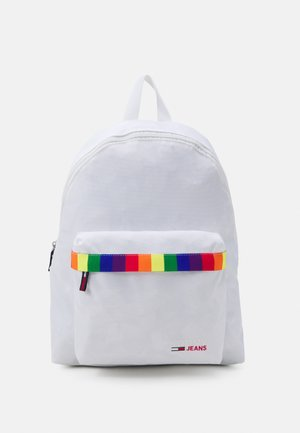 CAMPUS DOME BACKPACK PRIDE UNISEX - Ryggsekk - white