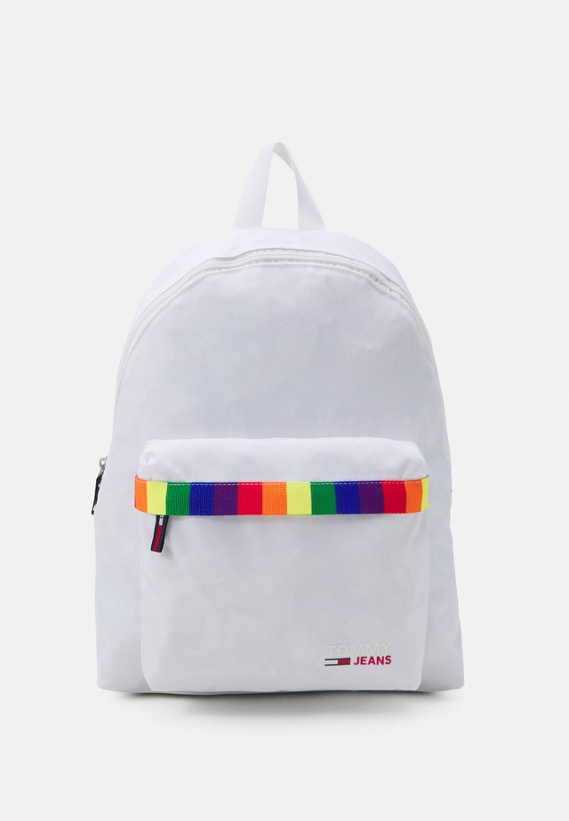 CAMPUS DOME BACKPACK PRIDE UNISEX - Reppu - white
