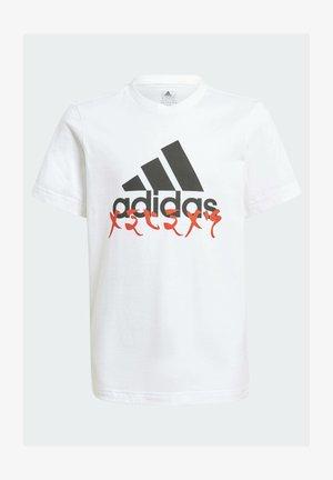 LEGO NINJAGO - Print T-shirt - white