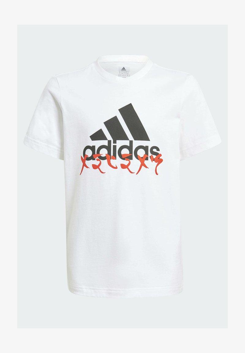 adidas Performance - LEGO NINJAGO - Print T-shirt - white
