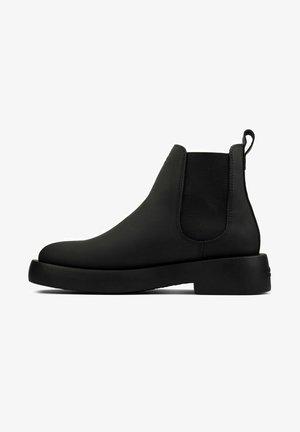 Botines - black leather