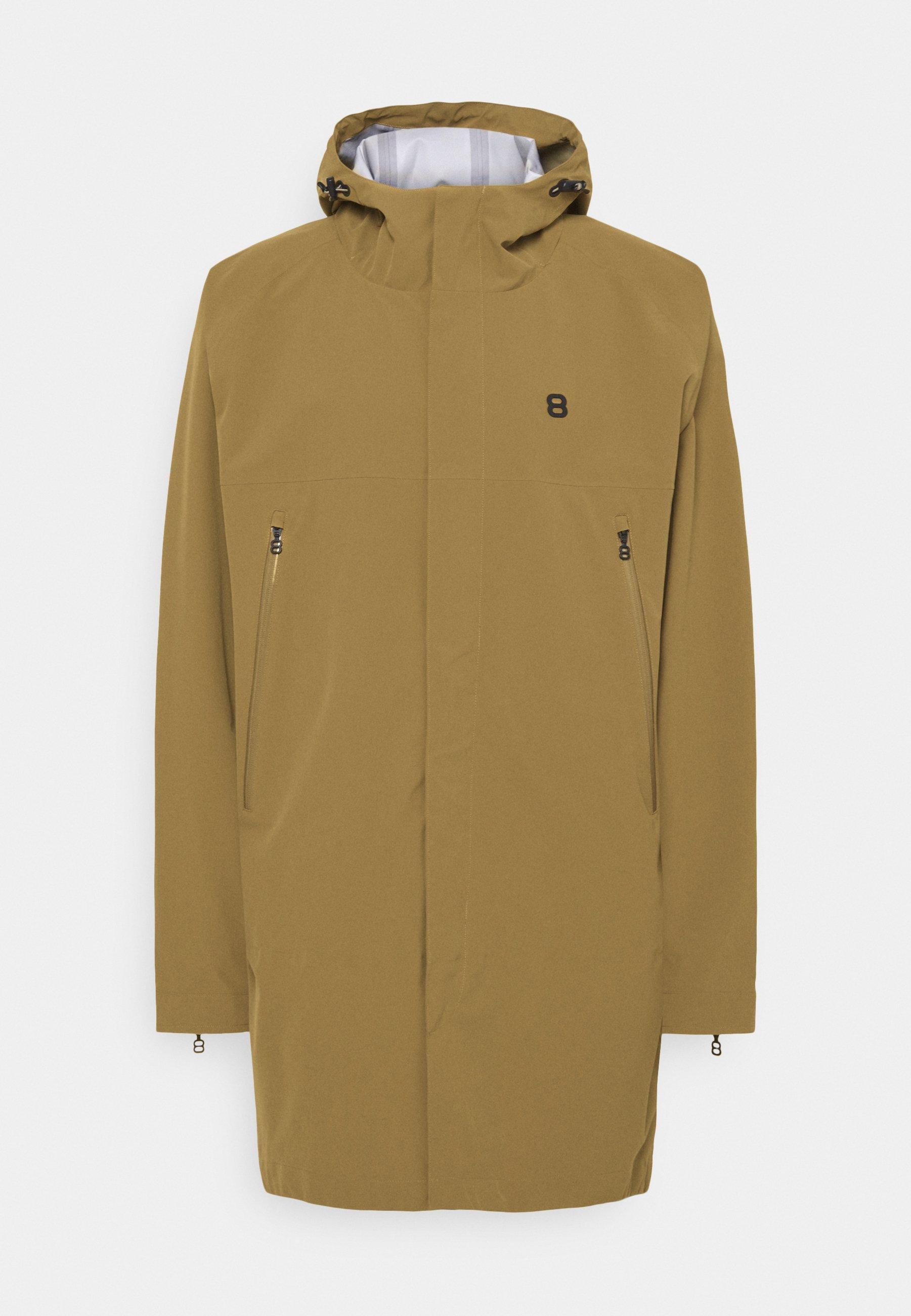 Men SEAWELL JACKET - Hardshell jacket