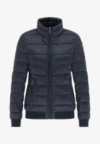 DreiMaster - STEPPJACKE - Winter jacket - marine - 3