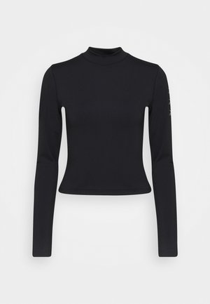 LONG SLEEVE - Maglietta a manica lunga - black