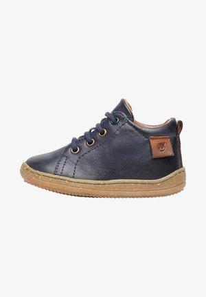 VENTO - Baby shoes - blau