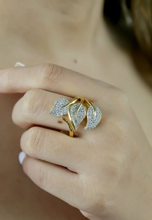 MADRONO - Ring - gold