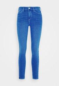 River Island - SKINNY JEANS - Jeans Skinny Fit - blue - 4