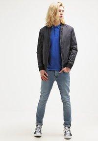 Selected Homme - SLHARO EMBROIDERY - Polo shirt - monaco blue - 1