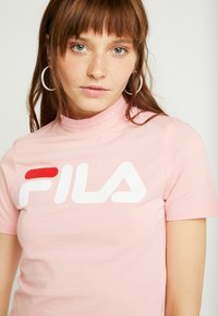 Fila - EVERY TURTLE TEE - Print T-shirt - quartz pink - 4