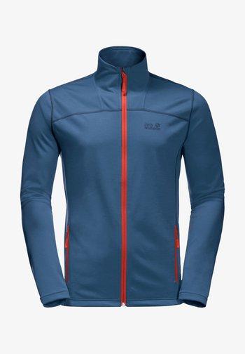 HORIZON - Fleece jacket - indigo blue