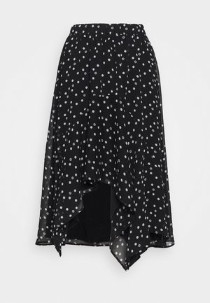 DOTTA MARILYN SKIRT - A-line skirt - black