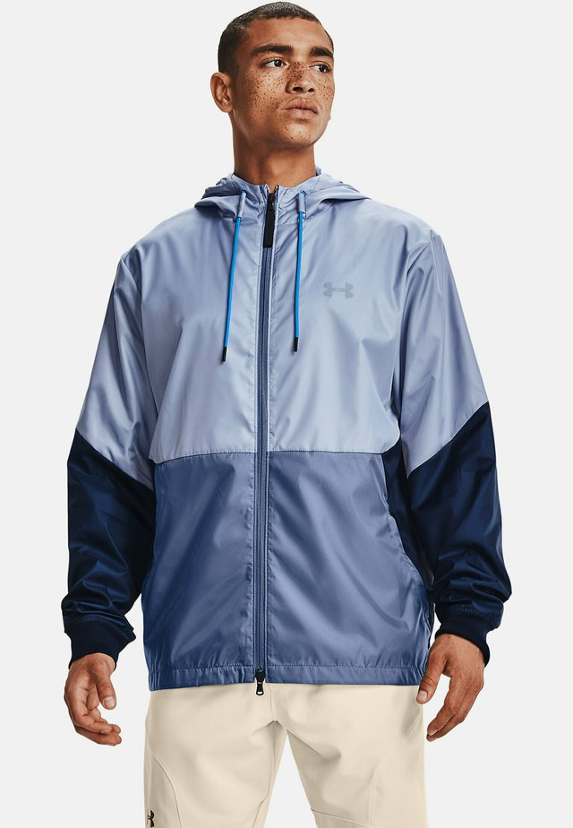 FIELD HOUSE - Windbreaker - washed blue