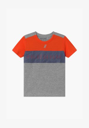SMALL BOYS - Print T-shirt - orange