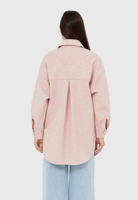 Stradivarius - Summer jacket - pink - 2