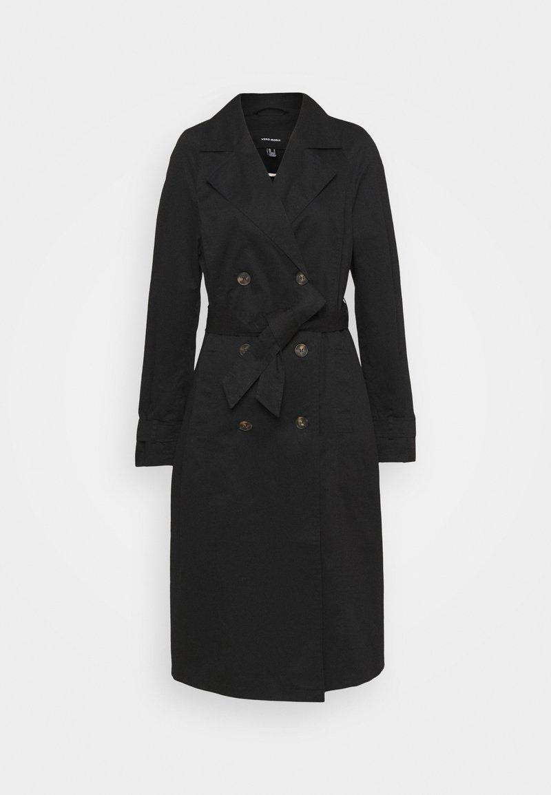 Vero Moda Tall - VMMUNICH LONG - Trenchcoat - black