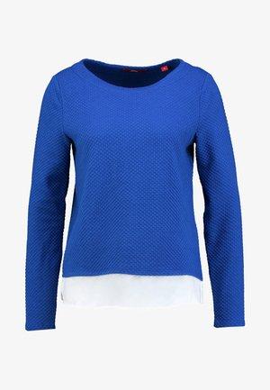 T-SHIRT LANGARM - Långärmad tröja - blue