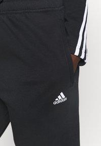 adidas Performance - ENERGIZE - Tracksuit - black/white - 8