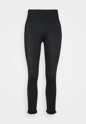 SILHOUETTE  - Leggings - black