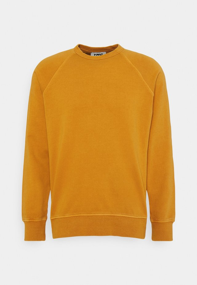 SCHRANK RAGLAN - Sweatshirt - yellow