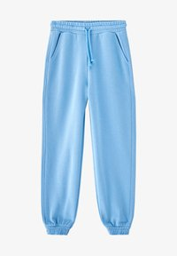 PULL&BEAR - Tracksuit bottoms - blue - 5