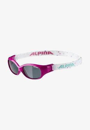 Sunglasses - pink-dots