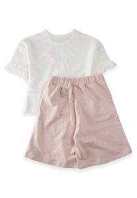 Cigit - SET - Shorts - light pink - 1