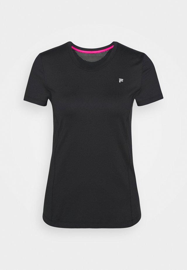 SOPHIE - T-shirt basic - black