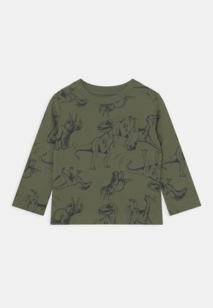 TEE - Long sleeved top - khaki