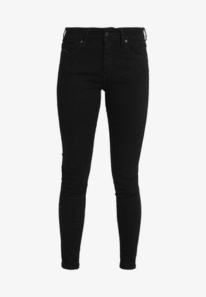 SLANDY - Jeans Skinny - black denim