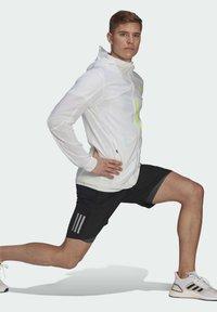 adidas Performance - MARATHON TRANSLUCENT  - Juoksutakki - white - 3
