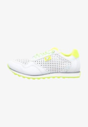 Trainers - sweet white-yellow
