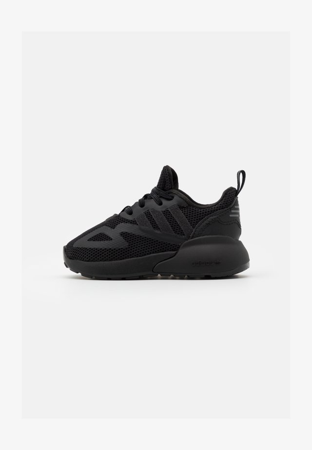 ZX 2K BOOST SPORTS INSPIRED SHOES UNISEX - Trainers - core black/grey six