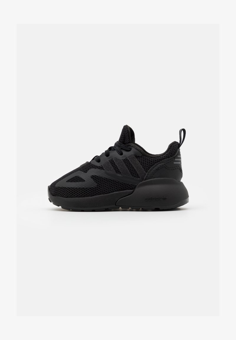 adidas Originals - ZX 2K BOOST SPORTS INSPIRED SHOES UNISEX - Sneakers basse - core black/grey six