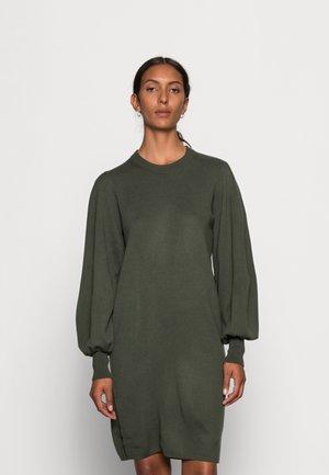 SAMMY DRESS - Vardagsklänning - green olive