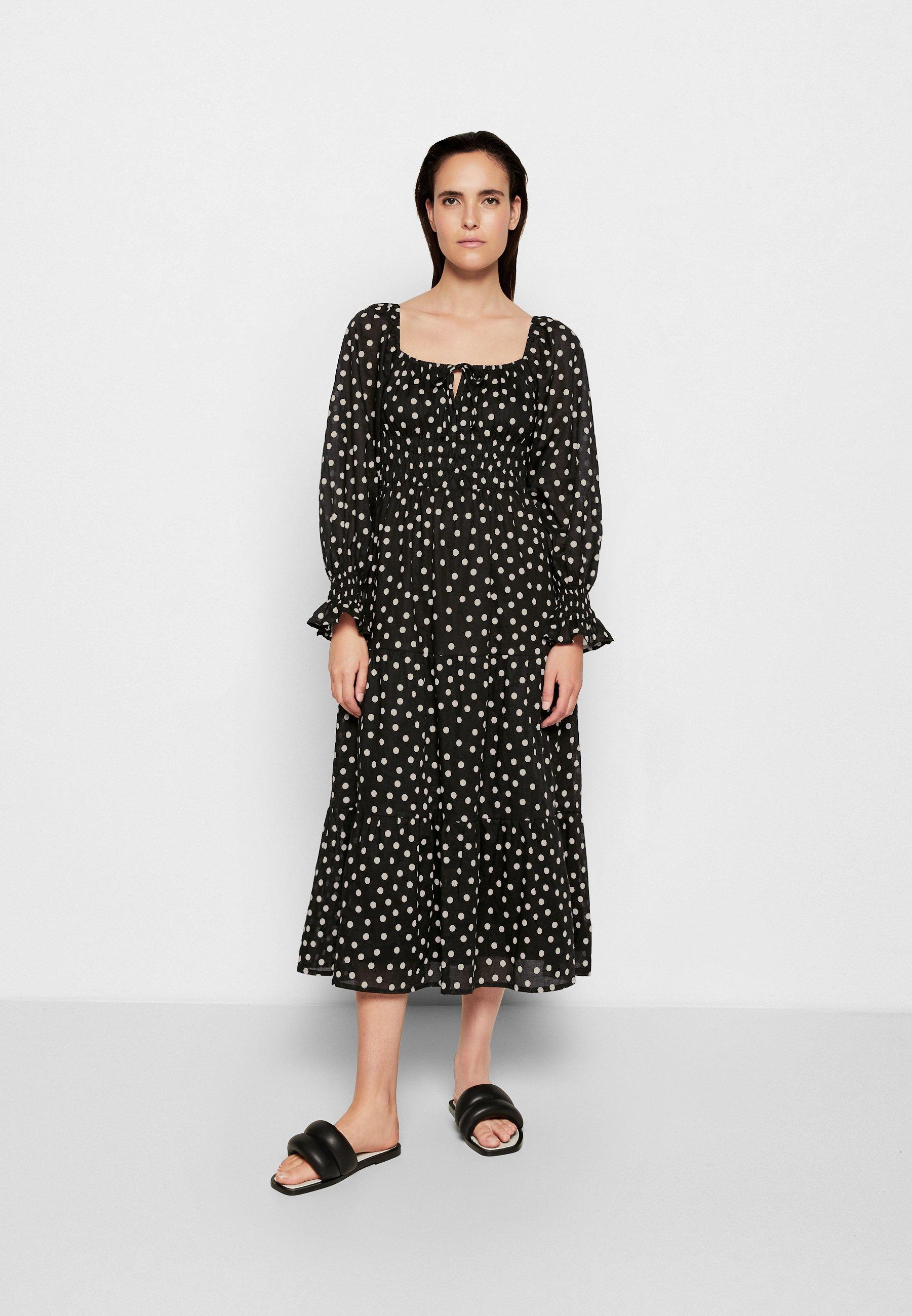 Women DARIYA MIDI DRESS - Day dress