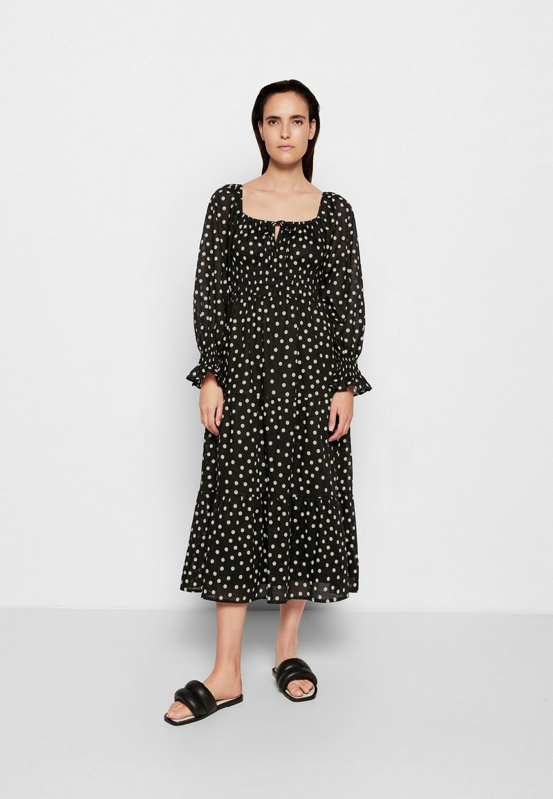 Faithfull the brand - DARIYA MIDI DRESS - Day dress - neoma