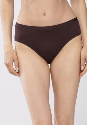 AMERICAN  - Briefs - chocolate plum