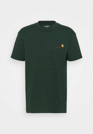 AMERICAN SCRIPT  - T-shirt print - grove